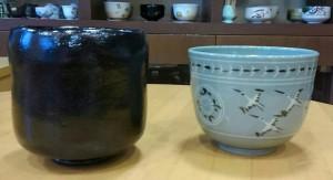 半筒茶碗」
