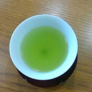 新茶-水色