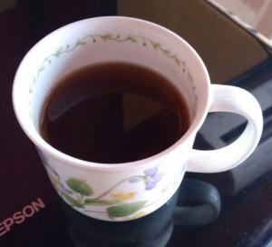 コーヒーほうじ茶
