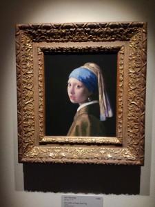 フェルメール-真珠の耳飾りの少女