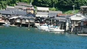 伊根の舟屋-2