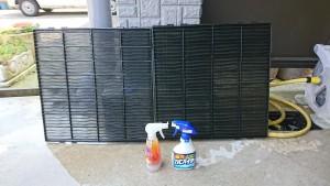 店のエアコンフィルター掃除-3