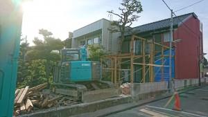 解体・改築工事-4