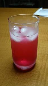 赤しそジュース作り-4
